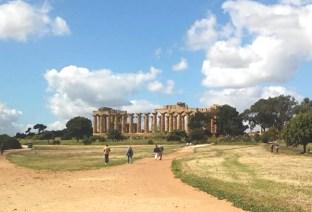 Sicilia con i bambini itinerario trapanese Selinunte-Parco Archeologico