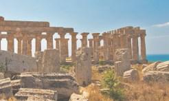 Selinunte-vista tempio