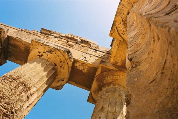 Selinunte_particolare templi