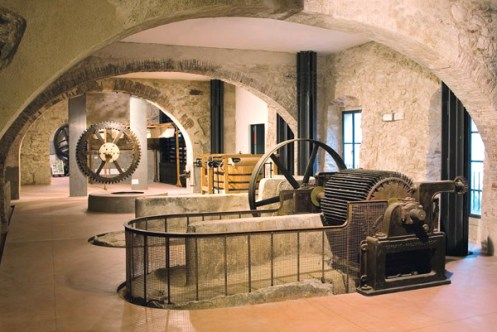 Valle delle Cartiere-museo carta