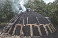 vacanze calabria bambini Antiche Carbonaie-ultimi carbonai della Calabria
