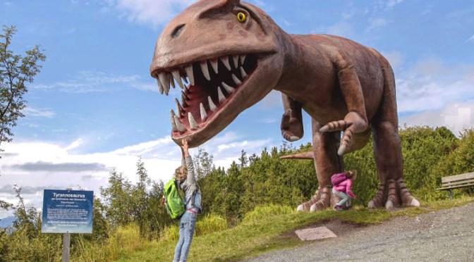 Jurassic Europe, con i bambini nei parchi di dinosauri di tutta Europa