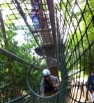 vacanze calabria bambini - Parco Adrenalina Verde-percorsi 2