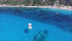 vacanze calabria bambini Tropea-le acque cristalline