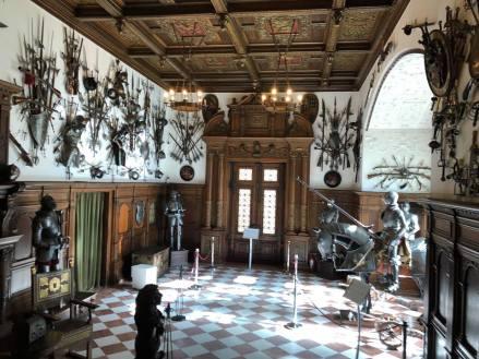 halloween_Transilvania_peles_castello_interni