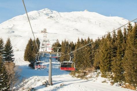 Dove sciare con i bambini in Toscana ed Emilia Romagna Appennino tosco emiliano Comprensorio sciistico Cimone-vista