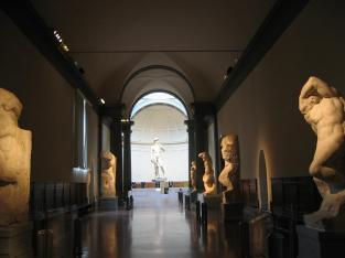 Visitare Firenze con i bambini galleria dell'Accademia