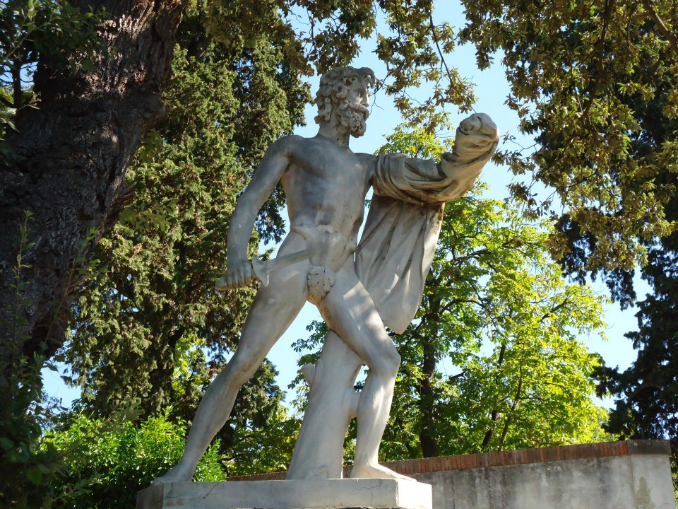 weekend Firenze con i bambini giardino di Boboli