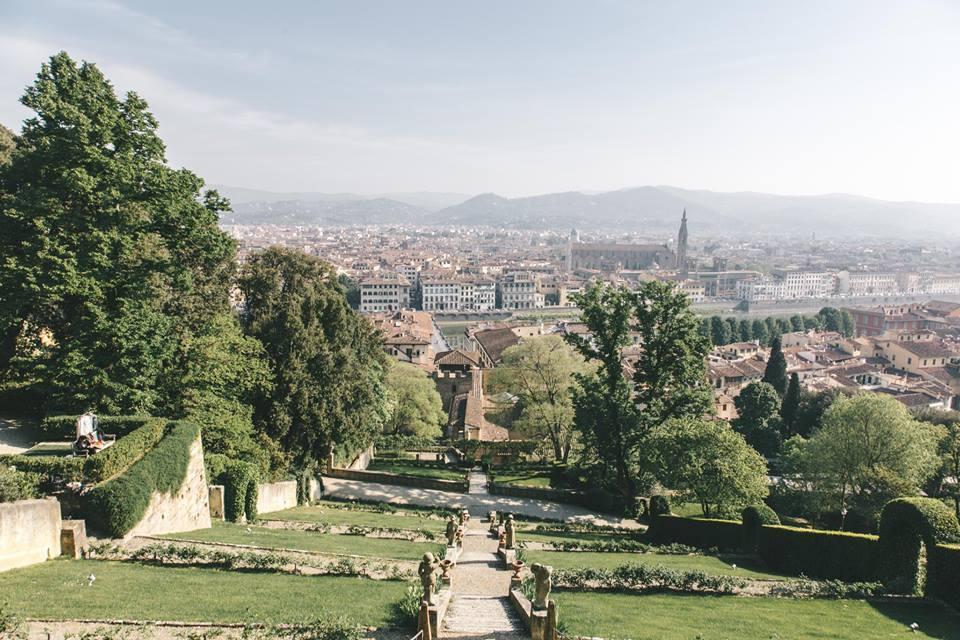 weekend Firenze con i bambini Giardino di villa bardini