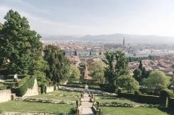 Visitare Firenze con i bambini Giardino di villa bardini