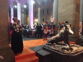 Visitare Firenze con i bambini Mercato del Porcellino
