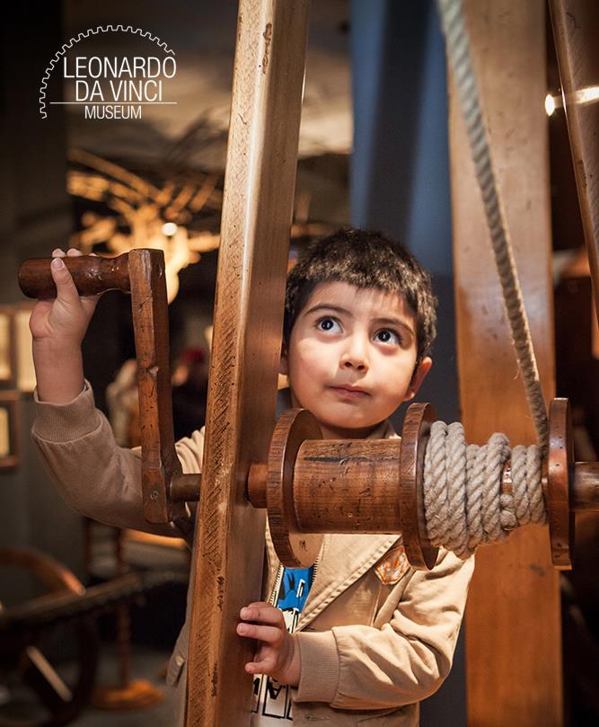 weekend Firenze con i bambini Museo Leonardo