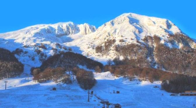 Non solo Alpi: dove sciare con i bambini sugli Appennini del sud Italia