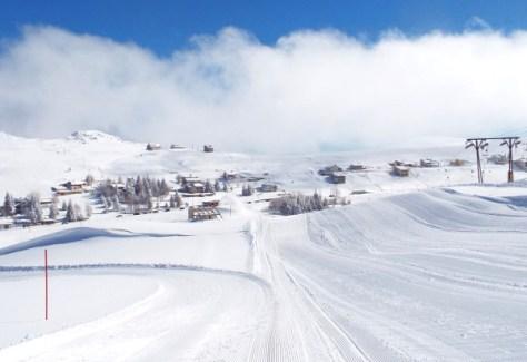 Dove sciare con i bambini in centro Italia Campo Staffi lazio