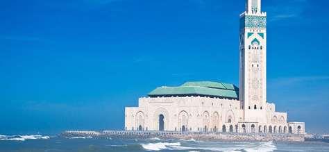 Marocco Moschea Hassan II