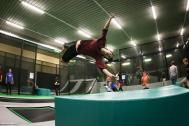 parchi divertimento bambini trampoline park