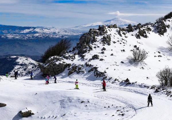sciare al sud con i bambini piano della battaglia sicilia