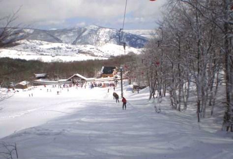 sciare al sud con i bambini basilicata sellata
