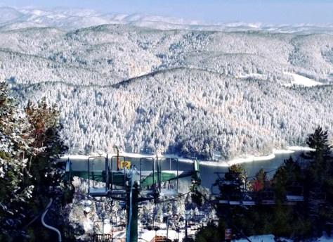 sciare al sud con i bambini villaggio palumbo sila calabria