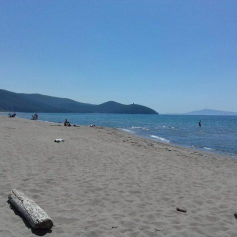 Toscana per bambini parco della maremma spiaggia protetta di campolungo