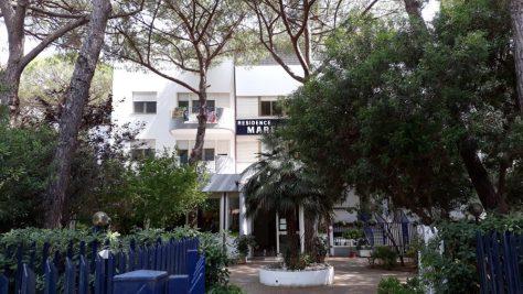 Residence Mareblu facciata