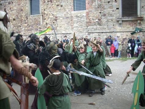 40 idee per un weekend con i bambini in Italia castello_di_bardi