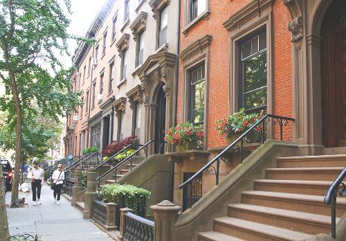 Viaggio a New York per famiglie-Brooklyn Heights