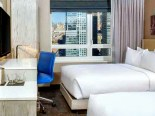 Viaggio a New York per famiglie-DoubleTree -Times Square West-camere