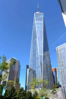 Viaggio a New York per famiglie-Freedom Tower