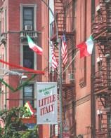 Viaggio a New York per famiglie-Little Italy