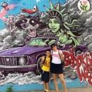 New York con i bambini Viaggio a New York per famiglie-murales