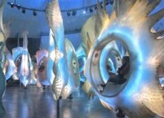 Viaggio a New York per famiglie-Sea Glass Carousel a Battery Park