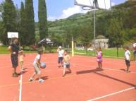 lago di garda per bambini Busatte Adveture Park-sport