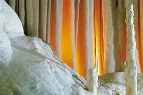 Marche-Grotte Frasassi-Organo