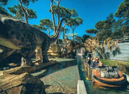 Cavallino Matto-Jurassic river