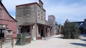 Cinecittà world villaggio western