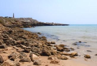 Ragusa-spiaggia Sampieri-Fornace Penna