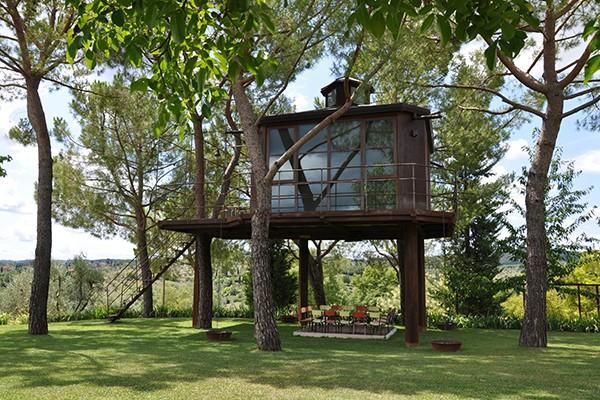 casa sull'albero- treehouse-casa-barthel-firenze