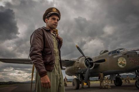 vacanza da film catch 22 serie