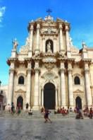 Ortigia-cattedrale