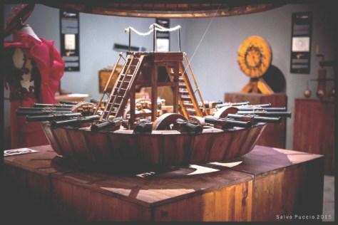 Siracusa-Museo Leonardo e Archimende