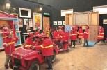 Museo Pompieri e Croce Rossa-area bambini