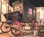 Museo Pompieri e Croce Rossa-mezzi antichi