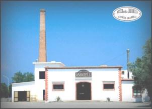 Museo della Liquerizia Amarelli-fabbrica