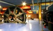 Museo della Tecnica Elettrica-turbina