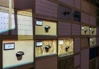Piccolo Museo del Diario-cassetti ricordi