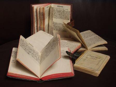 Piccolo Museo del Diario-diari cartacei