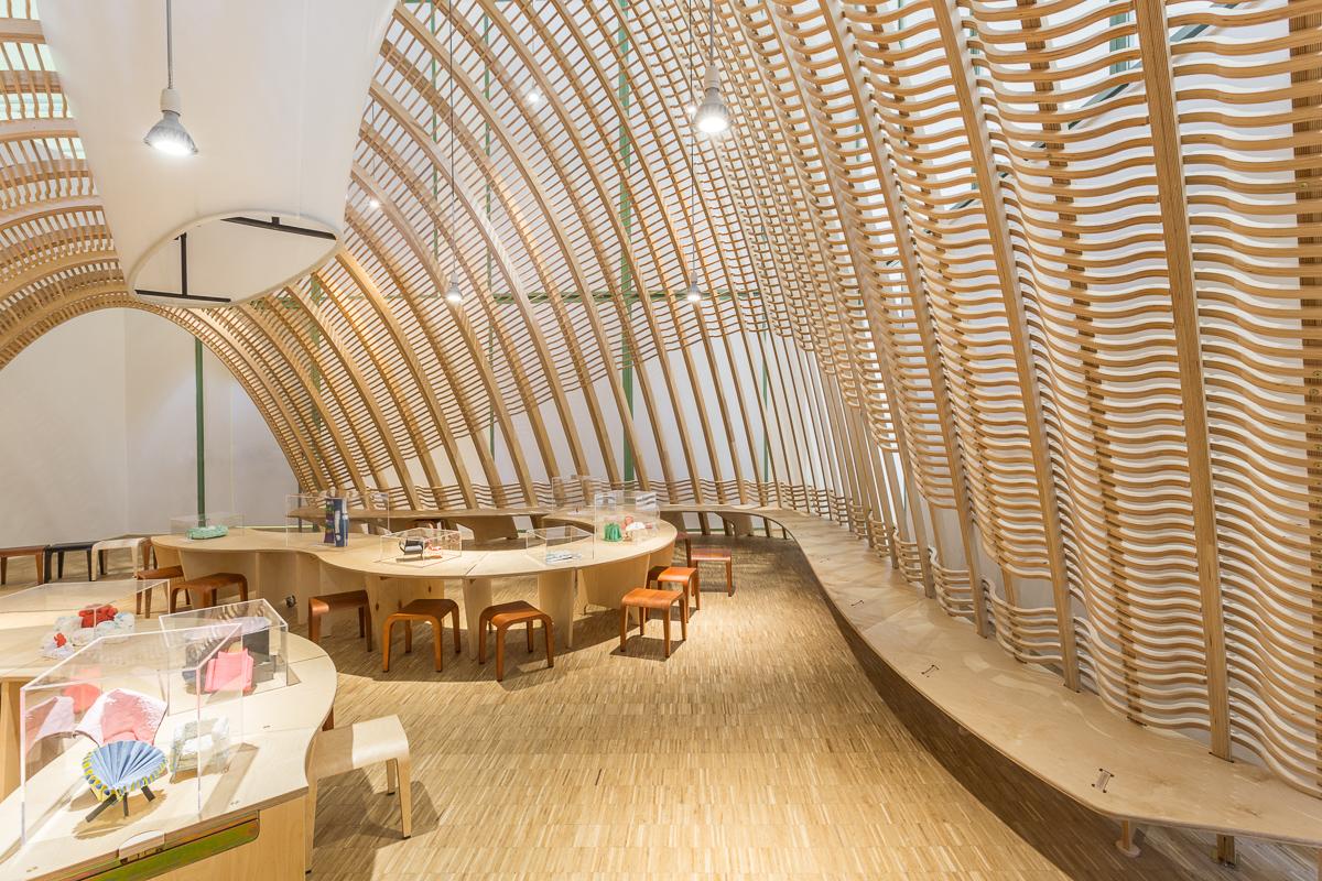 milano con i bambini triennale kids museo design la balena