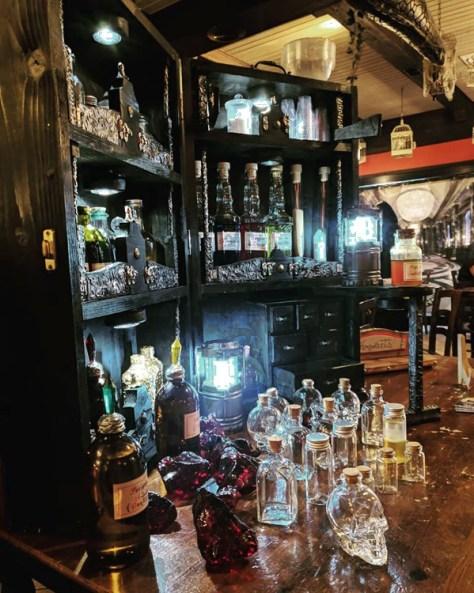 Binario magic pub 5-Bergamo