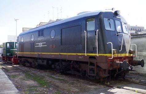 weekend bambini puglia museo ferroviario lecce treni storici locomotive